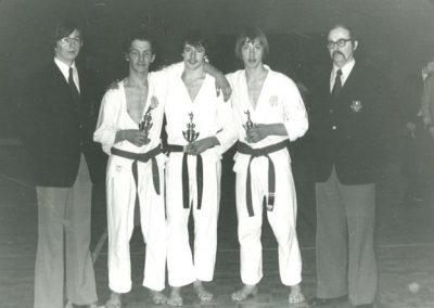 1977 - Ereplaatsen Provinciaal Kampioenschap