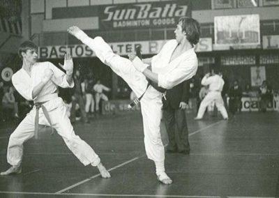 1977 - Peter In Actie