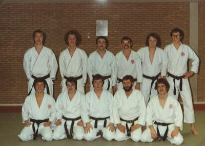 1979 - Zwarte Gordels