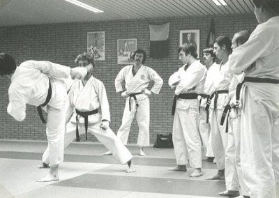 1980 - Training