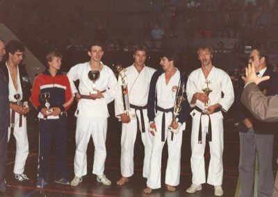 1983 - Ereplaatsen Voris Beker Van Turnhout