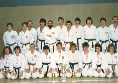 1986 - Provinciaal Kampioenschap 1