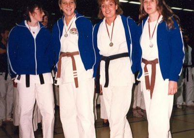 1986 - Provinciaal Kampioenschap 3