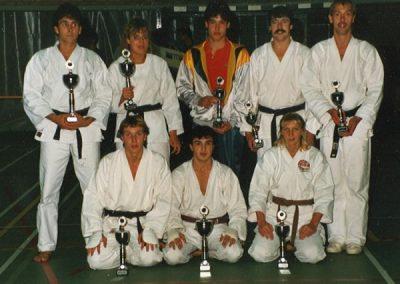 1987 - Ereplaatsen Beker Van Schoten