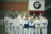 1993 - Deelnemers Provinciaal Kampioenschap Small