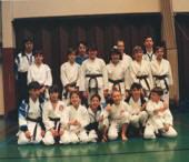 1994 - Deelnemers Voris BK Kata Small