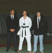 1995 - Passe Vice Europees Kampioen Small